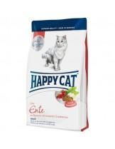 HAPPY CAT La Cuisine Ente - храна за котка - Ла Кузин  - За чувствителни котки над 12 месеца с органично патешко и червени боровинки - 0.300 кг.