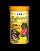 JBL Agivert - Балансирана храна за костенурки – пръчици с ливадни билки - 250 ml.