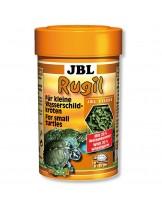 JBL Rugil - Балансирана храна - гранули за малки костенурки - 100 ml.
