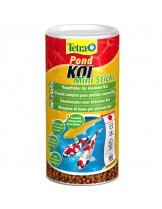 TetraPond KOI Mini Sticks - Мини пръчици за риби КОИ с размери между 10 и 25 см. - 1 л.