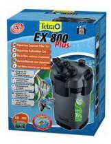 TetraTec External Filter EX 800 - външен филтър за аквариум - с капацитет 800 л/час.   За аквариуми от 100 до 300 л.