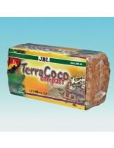JBL TerraCoco Compact- естествена подова постелка за терариуми от натрошени кокосови влакна - 450 gr. (5 l.)