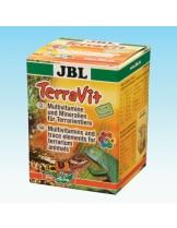 JBL TerraVit - Мултивитамини за всички терариумни животни  - 100 gr.