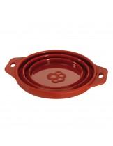 Ferplast  PA 1087 - сгъваема купичка за храна или вода - Ø 14 x 1,5 / 6,5 см