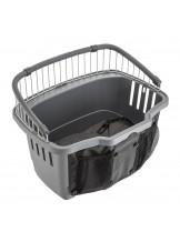 Ferplast - ATLAS BIKE 20 RAPID - транспортна кошница за домашни любимци за колело - 47 x 35,5 x h 34,5 см.