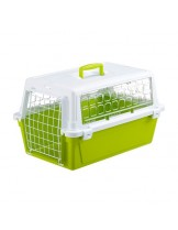 Ferplast -  ATLAS 20 Тrendy - транспортна чанта за домашни любимци (розова или зелена) - 58х37хh32 см.