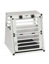 Ferplast - ATLAS CAR ALUMINIUM L - алуминиева транспортна клетка за домашни любимци за багажник - 92х81х66 см. - (с поръчка)
