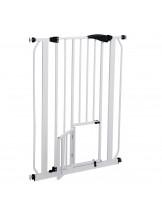 Ferplast - Pet Gate - преграда за домашни любимци с вратичка 73 - 83 см. Х 105 см.