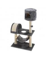 Ferplast - PA 4027 - котешка катерушка с хралупа  с размери - 59х34х104 см