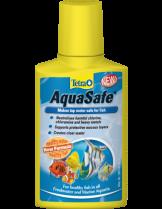 Tetra Aqua Safe - препарат -ефективен и бърз подобрител на чешмяната вода и моментално стартиране на нов аквариума - 50 мл.