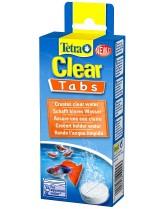 Tetra Clear Tabs - препарат за избистряне и изчистване на водата в градинското езеро - 12 бр. Таблетки