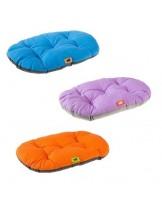 Ferplast - RELAX 45/2 - памучен дюшек - оранж, син или лилав цвят за куче или котка - 43х30 см.