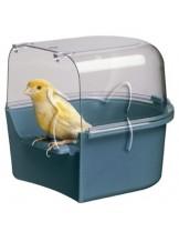 Ferplast Trevi 4405 - вана за вълнисти папагали и канарчета с размери - 14/15/13 см.