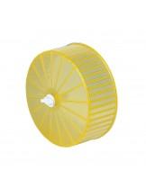 Ferplast - FPI 4603 - пластмасова въртележка за хамстер - голяма Ø18,5x 10 см.