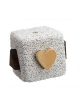 Ferplast pa 4776 - натурална играчка за гризачи - 6х6х4,5 см.