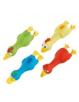 Ferplast - PA 5547 LATEX BIRDS - гумена играчка за куче птица 18х6х4 см