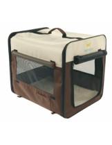 Ferplast - HOLIDAY 8 - сгъваема  транспортна чанта от плат  с размери - 94х56х71 см.