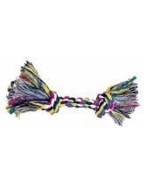 Ferplast - PA 6520  - играчка памучен шнур за кучета 2 възела - 20 см