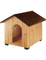 Ferplast Domus Maxi - дървена къщичка - 111,5х 132х103,5 см.