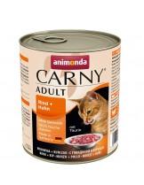 Carny Adult - 100% прясно месо - телешко + пилешко - 800 гр.