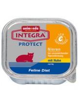INTEGRA Protect Renal - профилактична храна за котки с ограничена функция на бъбреците с пиле - 100 гр.