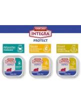 Integra Protect Struvit (URINARY) - Пауч за котки от 100% месо - с телешко - профилактична храна - 0.100 кг.