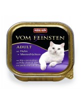Animonda Von Feinsten Classic - пастет за котки над 1 година - пиле + морски деликатеси - 100 гр.