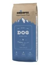Chicopee Pro-Nature-Line - храна за малки кученца до 12 месеца с агне и ориз, без пшеница - 20 кг.
