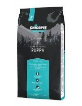 Chicopee Holistic Nature Puppy Lamb & Potato - за подрастващи кученца от 1 до 12 месеца с агне и картофи - 12 кг.