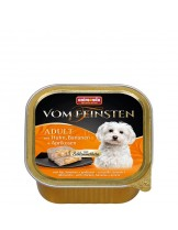 Vom Feinstein Forest 2in1  - Пастет за възрастни кучета с банани, кайсии и пилешко  - 150 гр.