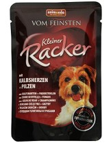 Von Feinsten Racker - Малкия разбойник - телешки сърца + гъби - 85 гр.