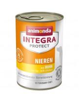 Animonda INTEGRA® Renal Dog – специална, без зърнена диетична терапия за кучета с бъбречна недостатъчност с пиле - 0.400 кг.
