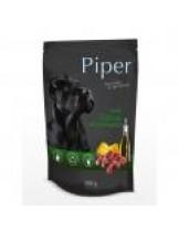 Piper - Премиум консервирана храна за кучета - пауч дивеч и тиква - 500 гр.