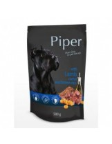 Piper - Премиум консервирана храна за кучета - пауч агнешко и моркови - 500 гр.