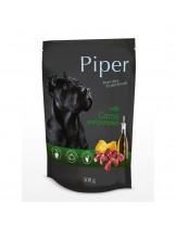 Piper - Премиум консервирана храна за кучета - пауч дивеч и тиква - 150 гр.