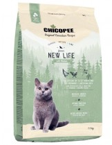 Chicopee Classic Nature Line Kitten - за подрастващи котки до 1 година - с пилешко месо - 1.5 кг.