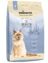Chicopee Classic Nature Line Adult Beauty - за котки над 1 година за здрава и красива козина - с пилешко месо и сьомга - 1.5 кг.