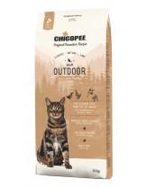 Chicopee Classic Nature Line Adult Outdoor - за котки над 1 година живеещи в на открито - с пилешко и патешко месо - 15 кг.