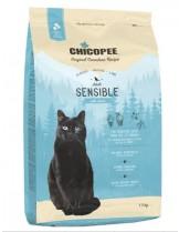 Chicopee Classic Nature Line Adult Sensible - за котки над 1 година с чувствителна храносмилателна система - с агнешко месо - 1.5 кг.