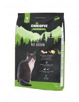 Chicopee Holistic Nature Line No Grain - за чувствителни котки над 1 година без зърно - с пилешко месо и дроб  - 8 кг.