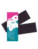 Ferplast L135 - филтър за кот. тоалетна BELLA , MAGIX и PRIMА - 20 x 0,2 x h 7 см.
