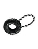 Ferplast PA 6430 RUBB.BONE TIRE играчка гума за куче - малка - нов код 86430799