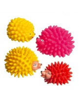 Camon - Играчка за куче - Таралеж различни цветове - 13 см.
