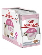 Royal Canin Kitten Loaf - Специализирана, пълноценна храна бременни котки за котенца след отбиването - 85 гр.