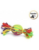 Camon - Играчка за куче - плетен, въжен бонбон - 32 см.