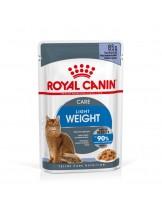 Royal Canin pouch Ultra Light 10 - пауч за котки над 1 година склонни към напълняване (тънки късчета в сос) - 85 гр.