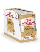Royal Canin Chihuahua Wet Pauches adult  - специално разработен за кучета от порода Чихуахуа над 1 година - 85 гр.