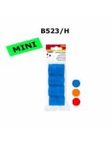 Camon - Пликчета за отпадъци SMALL - сини, червени, оранжеви - 4 бр.