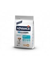 Advance Dog Puppy Mini - ганулирана суха храна за дребни породи кученца до 10кг,  от 2 до 10 месеца - 7.5 кг.