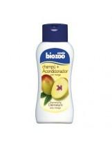 BioZoo - Шампоан 2 в 1 - Mango - 250 ml.